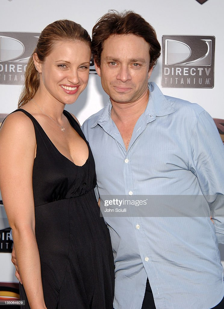 Chris Kattan and guest during 'Superman Returns' World Premiere Sponsored By Belstaff at Mann Village and Bruin Theaters in Westwood California...
