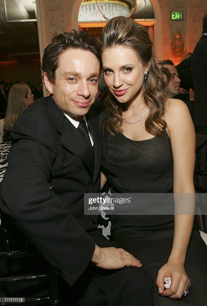<a gi-track='captionPersonalityLinkClicked' href=/galleries/search?phrase=Chris+Kattan&family=editorial&specificpeople=217709 ng-click='$event.stopPropagation()'>Chris Kattan</a> and Sunshine Tutt during Mercedes-Benz 2006 Oscar Viewing Party at Four Seasons Hotel in Beverly Hills, California, United States.