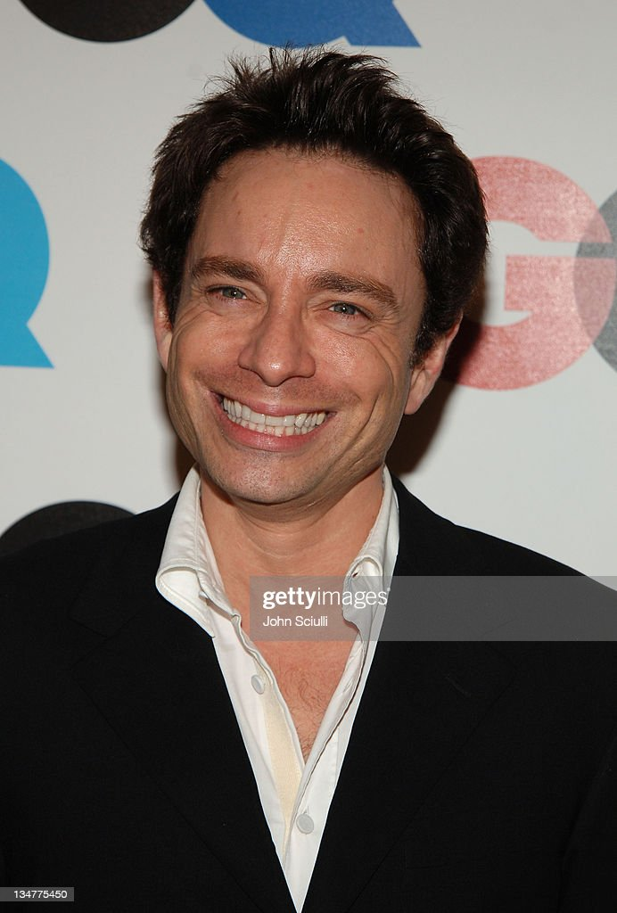 <a gi-track='captionPersonalityLinkClicked' href=/galleries/search?phrase=Chris+Kattan&family=editorial&specificpeople=217709 ng-click='$event.stopPropagation()'>Chris Kattan</a> during GQ Magazine Celebrates the 2005 Men of the Year - Arrivals at Mr Chow in Beverly Hills, California, United States.