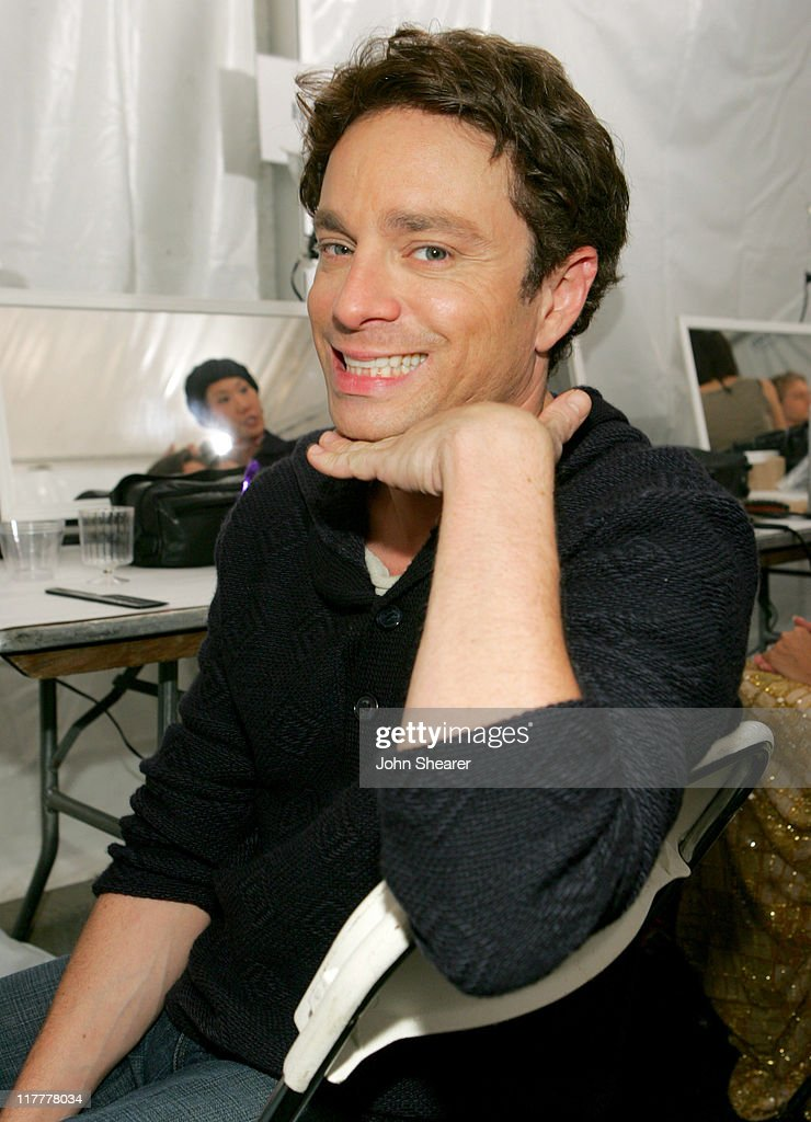 <a gi-track='captionPersonalityLinkClicked' href=/galleries/search?phrase=Chris+Kattan&family=editorial&specificpeople=217709 ng-click='$event.stopPropagation()'>Chris Kattan</a> during Johnnie Walker Presents 'Dressed to Kilt' - Arrivals and Backstage at Smashbox Studios in Los Angeles, CA, United States.