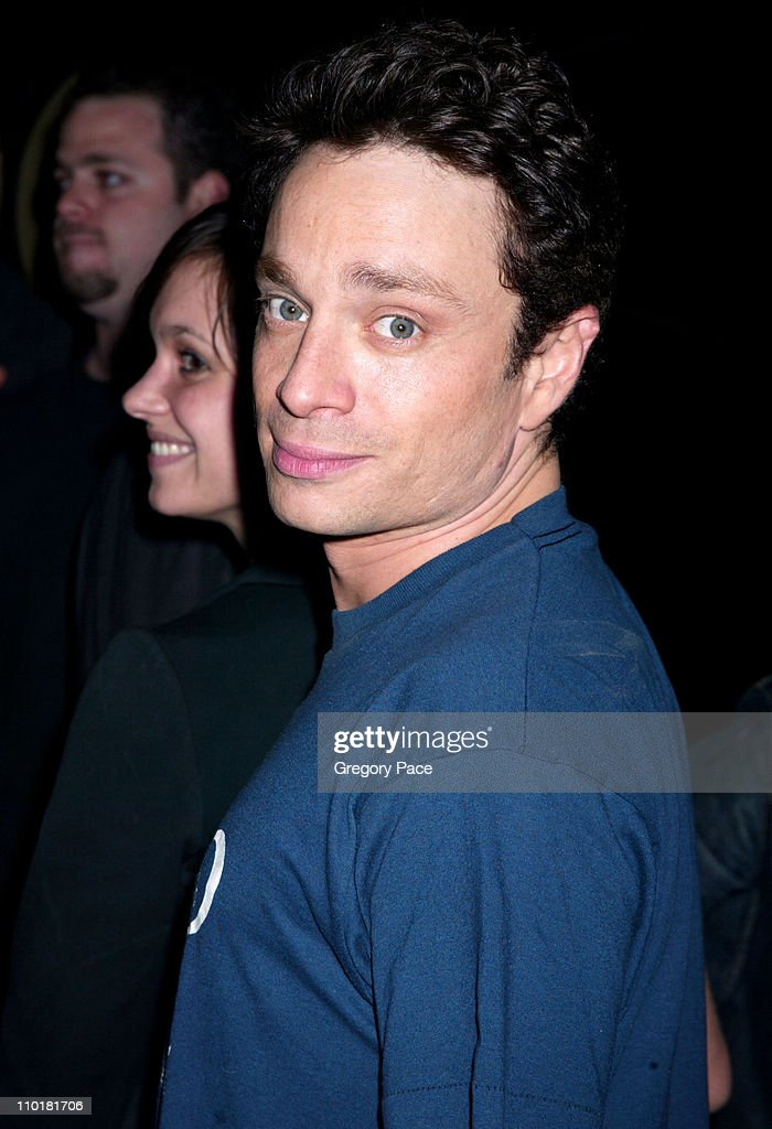 <a gi-track='captionPersonalityLinkClicked' href=/galleries/search?phrase=Chris+Kattan&family=editorial&specificpeople=217709 ng-click='$event.stopPropagation()'>Chris Kattan</a> during 'Saturday Night Live' After Party - Arrivals at Tuscan Steak Restauramt in New York City, New York, United States.