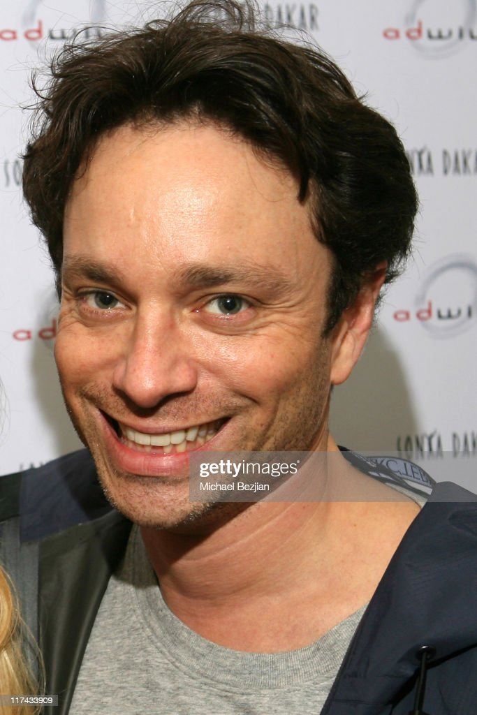 <a gi-track='captionPersonalityLinkClicked' href=/galleries/search?phrase=Chris+Kattan&family=editorial&specificpeople=217709 ng-click='$event.stopPropagation()'>Chris Kattan</a> during Sonya Dakar Adwil 2007 Oscar Beauty & Gifting Lounge - Day 3 in Los Angeles, California, United States.