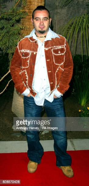 Chris Kirkpatrick from American boy band NSYNC arrives at the Billboard Music Awards at the MGM Grand Hotel Las Vegas The awards in it's 14th year...