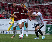 GBR: Northampton Town v Sheffield United - Pre-Season Friendly