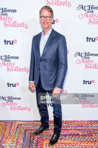 Chris Linn attends 'At Home With Amy Sedaris' New York Screening at The Bowery Hotel on October 19 2017 in New York City
