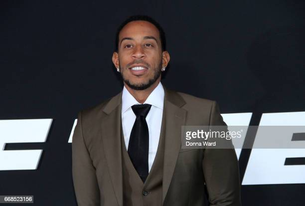 Chris 'Ludacris' Brdges attends 'The Fate of The Furious' New York Premiere at Radio City Music Hall on April 8 2017 in New York City