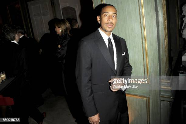 Chris 'Ludacris' Bridges attends BLOOMBERG VANITY FAIR Cocktail Reception After the White House Correspondents' Dinner at The Residence of the French...