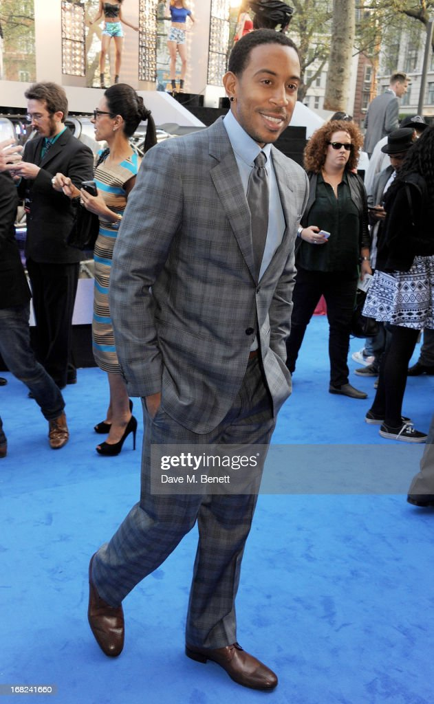 Chris '<a gi-track='captionPersonalityLinkClicked' href=/galleries/search?phrase=Ludacris&family=editorial&specificpeople=203034 ng-click='$event.stopPropagation()'>Ludacris</a>' Bridges attends the World Premiere of 'Fast & Furious 6' at Empire Leicester Square on May 7, 2013 in London, England.