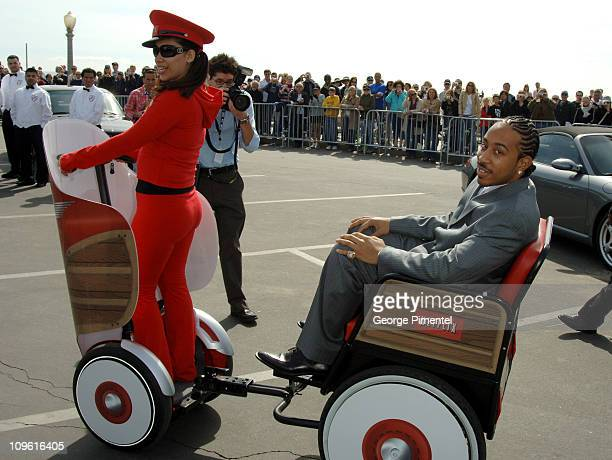 Chris 'Ludacris' Bridges during Film Independent's 2006 Independent Spirit Awards Netflix in Santa Monica California United States