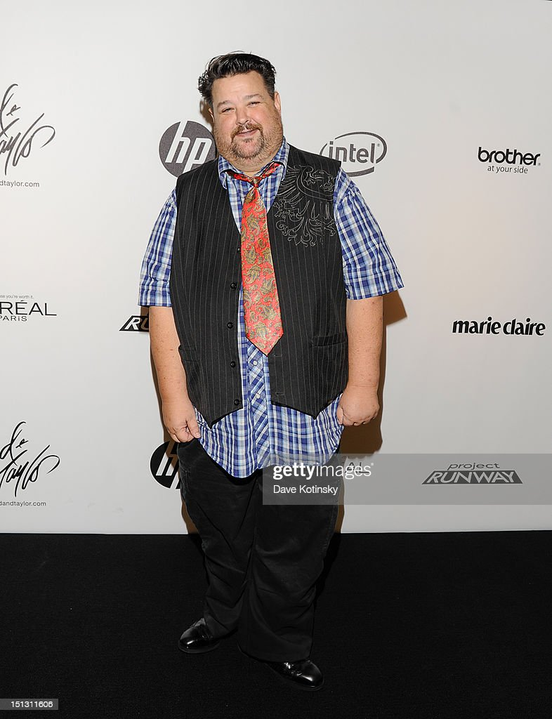 Chris March attends the Project Runway Season 10 'Wrap Party' hosted by Lord & Taylor and sponsored by HP/Intel, Brother, L'Oreal, Marie Claire and Lexus at Lord & Taylor on September 5, 2012 in New York City.