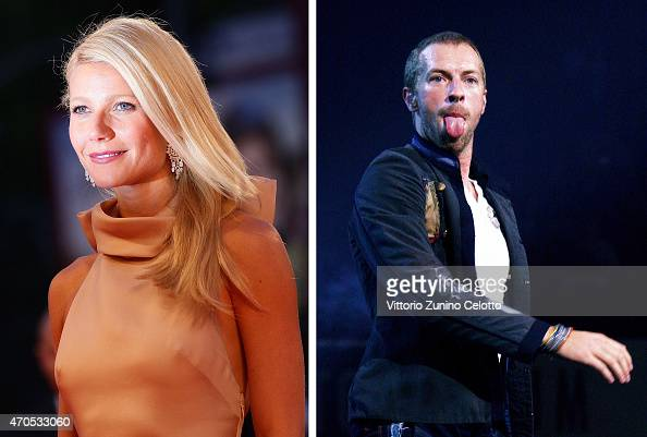 In this composite image a comparison has been made between Gwyneth Paltrow and Chris Martin MILAN ITALY SEPTEMBER 30 Chris Martin of Coldplay...