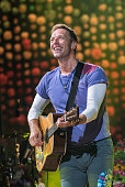 Coldplay Performs At CenturyLink Field