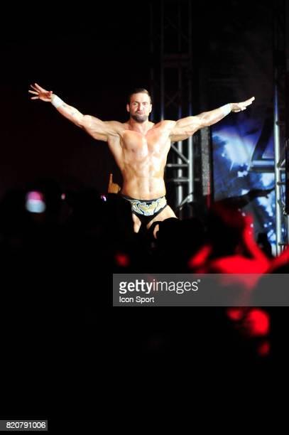 Chris MASTERS Wrestlemania Revenge Tour Halle Tony GarnierLyon
