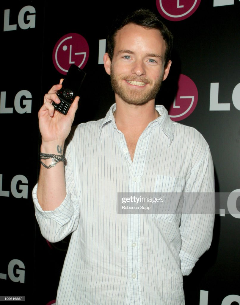LG Lounge at the Stuff Style Awards