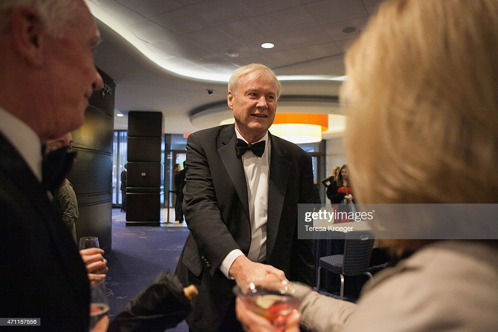 Chris Matthews, host of MSNBC's 'Hardball', attends the 101st Annual White House Correspondents' Association Dinner at the Washington Hilton on April 25, 2015 in Washington, DC.