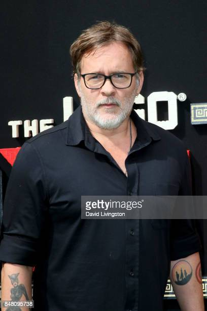 Chris McKay at the premiere of Warner Bros Pictures' 'The LEGO Ninjago Movie' at Regency Village Theatre on September 16 2017 in Westwood California
