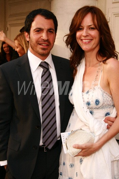 Chris Messina and Rosemary DeWitt...