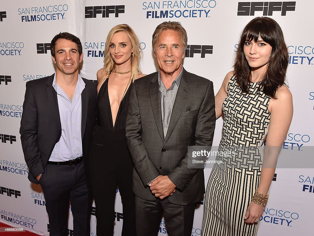 <a gi-track='captionPersonalityLinkClicked' href=/galleries/search?phrase=Chris+Messina&family=editorial&specificpeople=541094 ng-click='$event.stopPropagation()'>Chris Messina</a>, <a gi-track='captionPersonalityLinkClicked' href=/galleries/search?phrase=Katie+Nehra&family=editorial&specificpeople=6583941 ng-click='$event.stopPropagation()'>Katie Nehra</a>, <a gi-track='captionPersonalityLinkClicked' href=/galleries/search?phrase=Don+Johnson&family=editorial&specificpeople=211250 ng-click='$event.stopPropagation()'>Don Johnson</a> and <a gi-track='captionPersonalityLinkClicked' href=/galleries/search?phrase=Mary+Elizabeth+Winstead&family=editorial&specificpeople=782914 ng-click='$event.stopPropagation()'>Mary Elizabeth Winstead</a> attend the 57th San Francisco International Film Festival on closing night for the Premiere of 'Alex of Venice' at Castro Theater on May 8, 2014 in San Francisco, California.