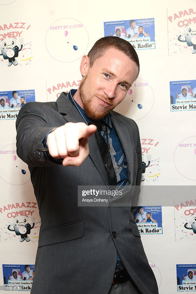 Chris Morris attends the 3rd Annual Paparazzi Comedy Awards Supporting Autism Awareness on April 4, 2013 in Los Angeles, California.