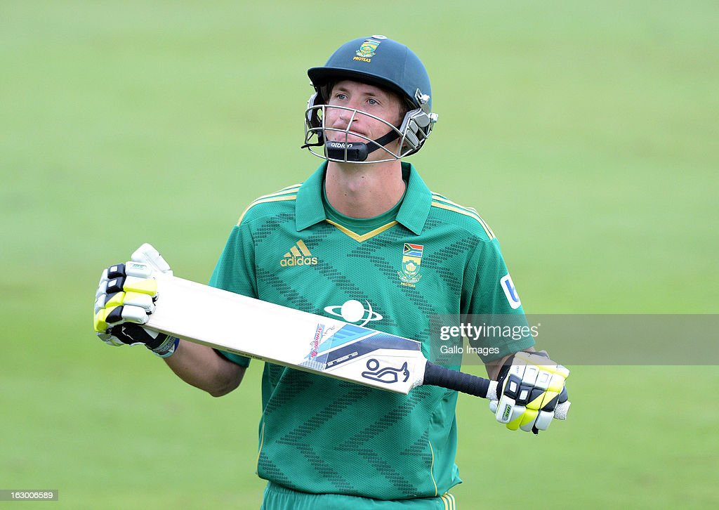 <a gi-track='captionPersonalityLinkClicked' href=/galleries/search?phrase=Chris+Morris+-+Cricket+Player&family=editorial&specificpeople=14920039 ng-click='$event.stopPropagation()'>Chris Morris</a> of South Africa walks of for a duck during the 2nd T20 match between South Africa and Pakistan at SuperSport Park on March 03, 2013 in Pretoria, South Africa