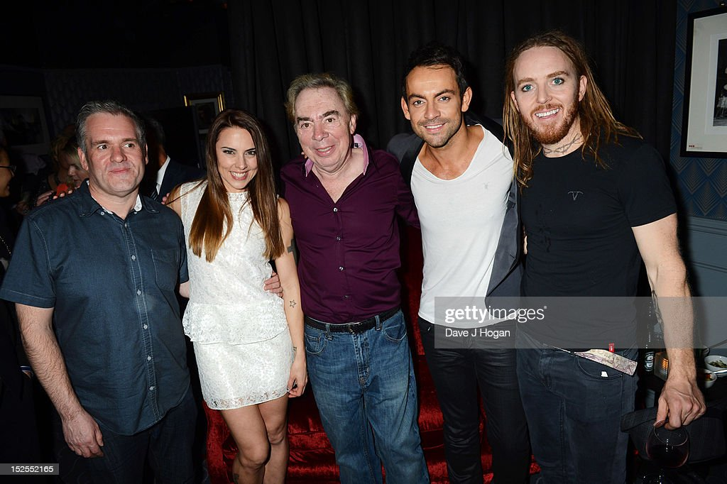 Jesus Christ Superstar - Press Night - Afterparty