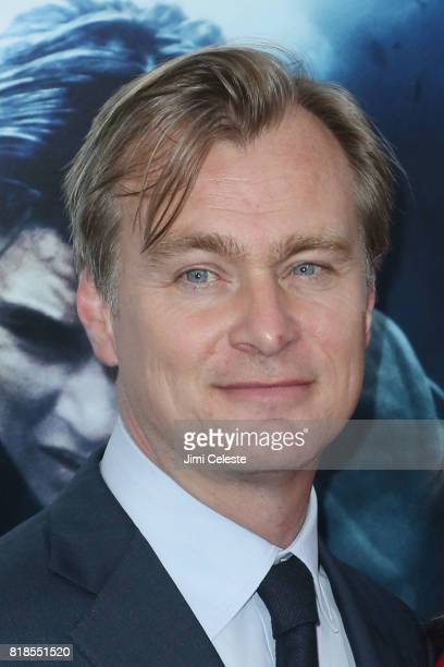 Chris Nolan attends the US premiere of 'Dunkirk' at AMC Loews Lincoln Square IMAX on July 18 2017 in New York City