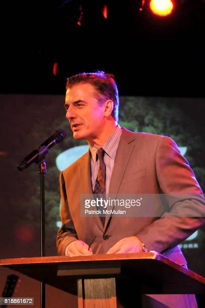 Chris Noth attends RAINFOREST ACTION NETWORK's 25th Anniversary Benefit Hosted by CHRIS NOTH at Le Poisson Rouge on April 29 2010 in New York City