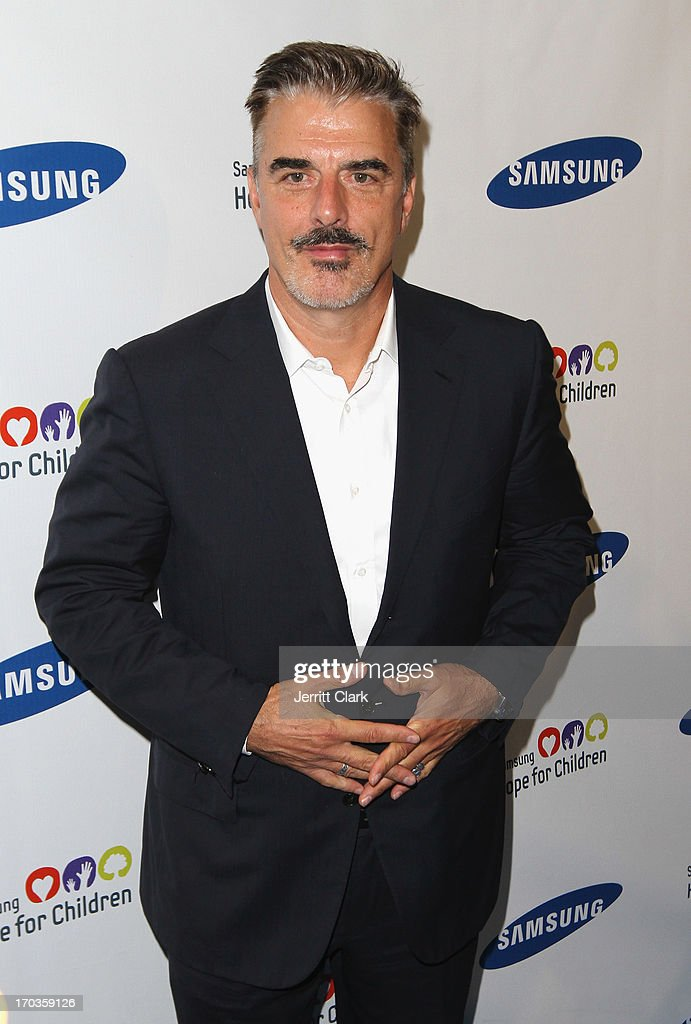 <a gi-track='captionPersonalityLinkClicked' href=/galleries/search?phrase=Chris+Noth&family=editorial&specificpeople=206568 ng-click='$event.stopPropagation()'>Chris Noth</a> attends Samsung Hope For Children 12th Annual Gala at Cipriani Wall Street on June 11, 2013 in New York City.
