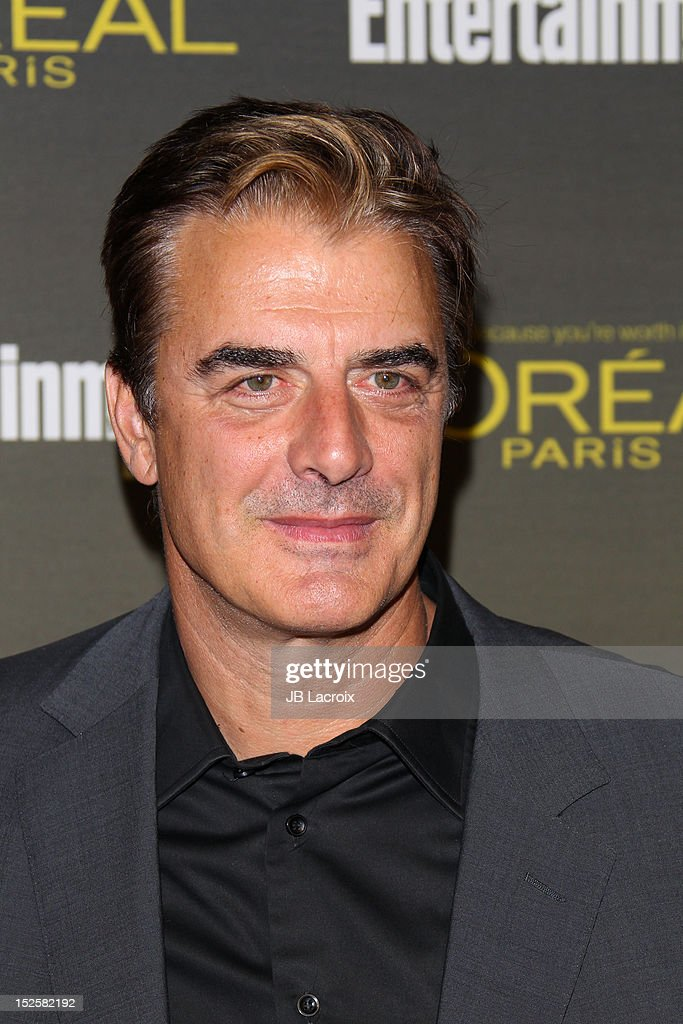 Chris Noth attends the 2012 Entertainment Weekly Pre-Emmy Party at Fig & Olive Melrose Place on September 21, 2012 in West Hollywood, California.