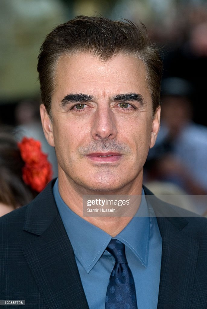 Chris Noth attends the UK premiere of 'Sex and the City 2' at Odeon Leicester Square on May 27, 2010 in London, England.