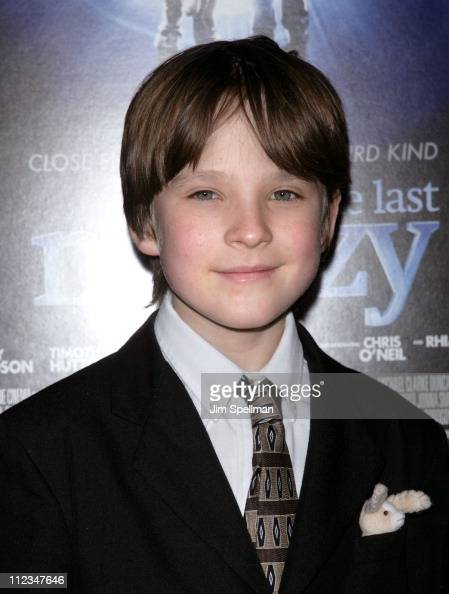 Chris O' Neil during 'The Last Mimzy' New York Premiere Arrivals at American Museum of Natural History in New York City New York United States
