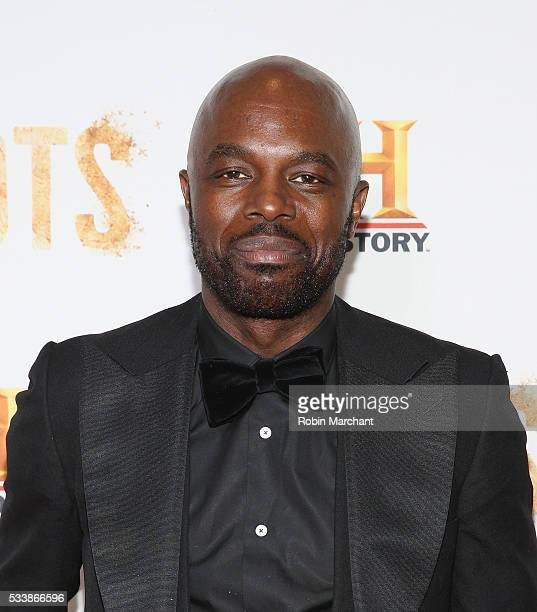 Chris Obi attends 'Roots' Night One Screening at Alice Tully Hall Lincoln Center on May 23 2016 in New York City