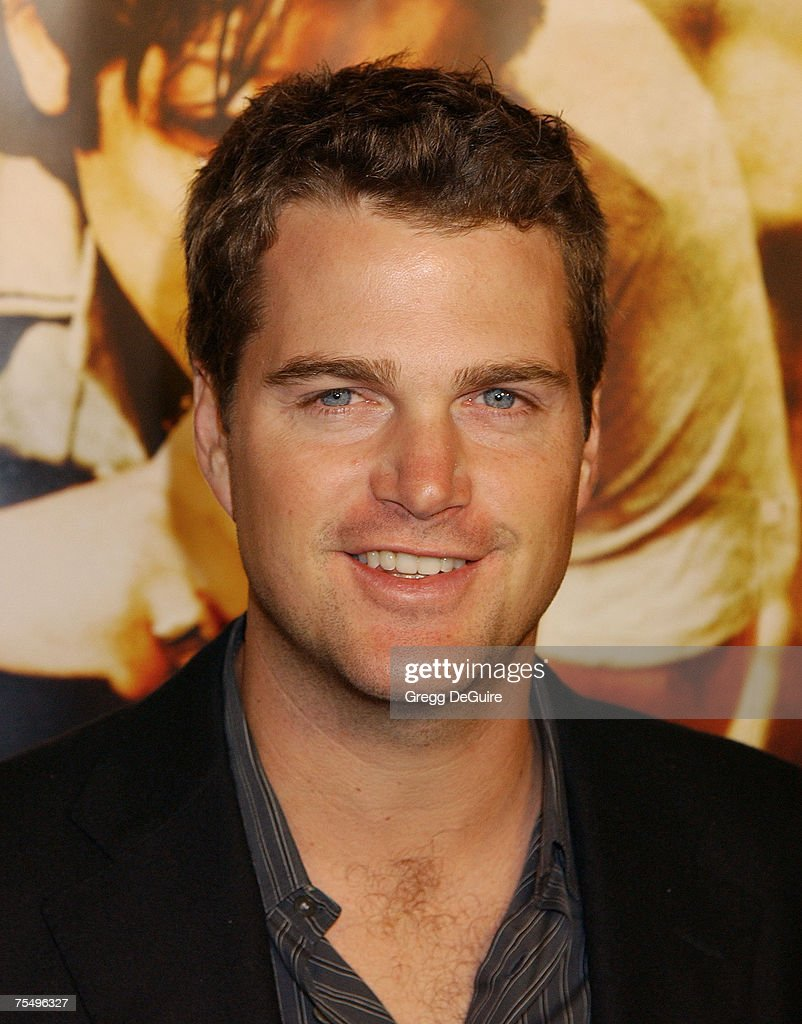 Chris O'Donnell at the Academy Theatre in Beverly Hills, California