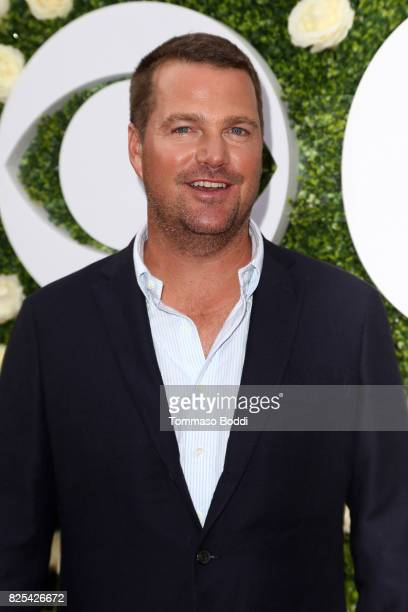 Chris O'Donnell attends the 2017 Summer TCA Tour CBS Television Studios' Summer Soiree at CBS Studios Radford on August 1 2017 in Studio City...