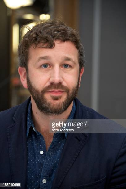 Chris O'Dowd at the 'Epic' Press Conference at the Corinthia Hotel on May 4 2013 in London England