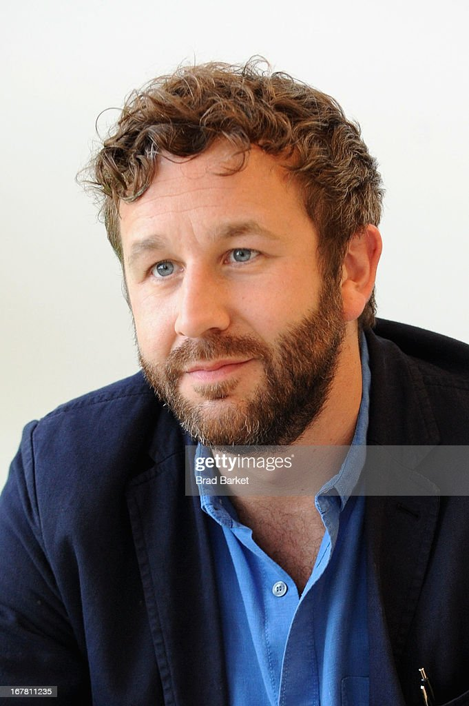 Chris O'Dowd attends Hulu NY Press Junket on April 30, 2013 in New York City.