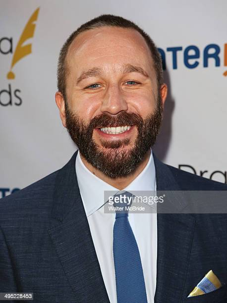 Chris O'Dowd attends the 2014 Drama Desk Awards at Town Hall on June 1 2014 in New York City