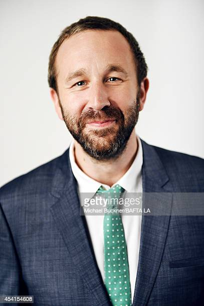 Chris O'Dowd poses for a portrait at the BAFTA Tea Party on August 23 2014 in Los Angeles California