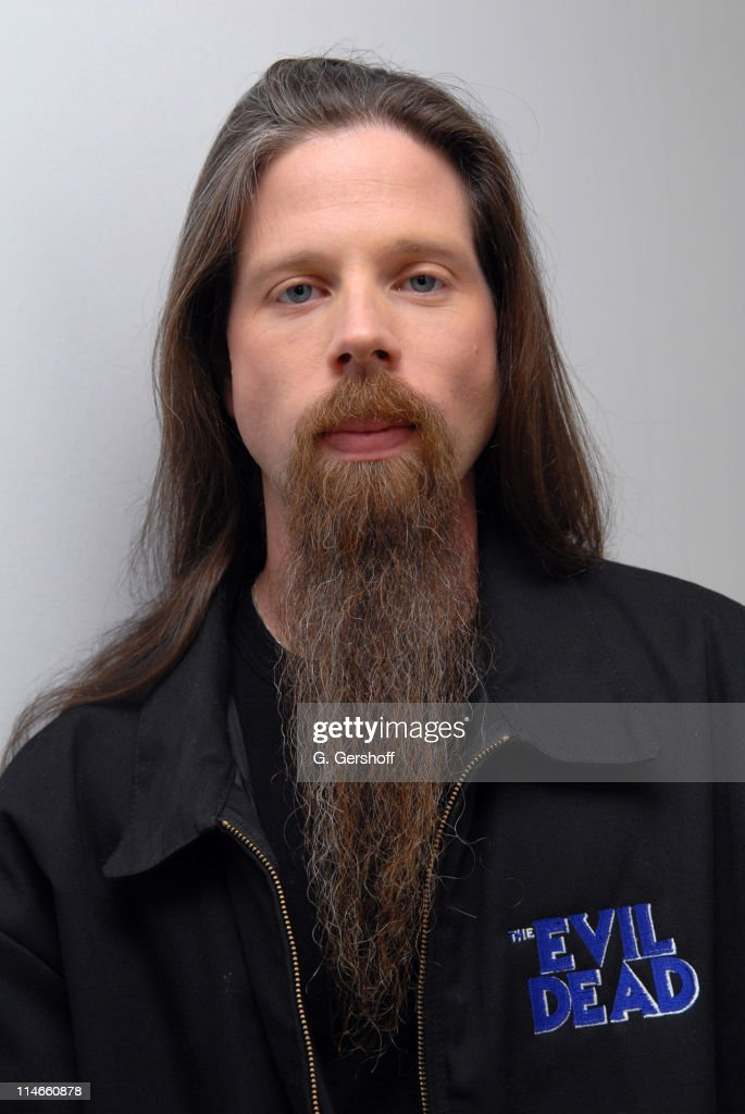 Chris of Lamb of God during MTV2 'Headbangers Ball CD Special' - March 29, 2006 at MTV Studios in New York City, New York, United States.