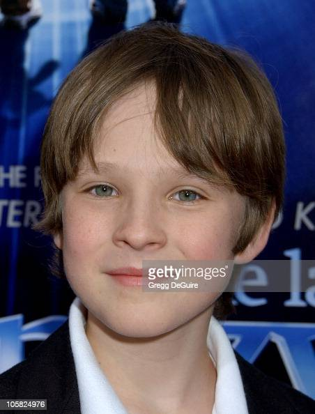 Chris O'Neil during 'The Last Mimzy' Los Angeles Premiere Arrivals at Mann Village Theatre in Westwood California United States