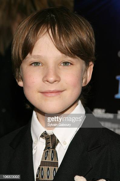 Chris O'Neil during 'The Last Mimzy' New York Premiere Inside Arrivals at Museum Of Natural History in New York City New York United States