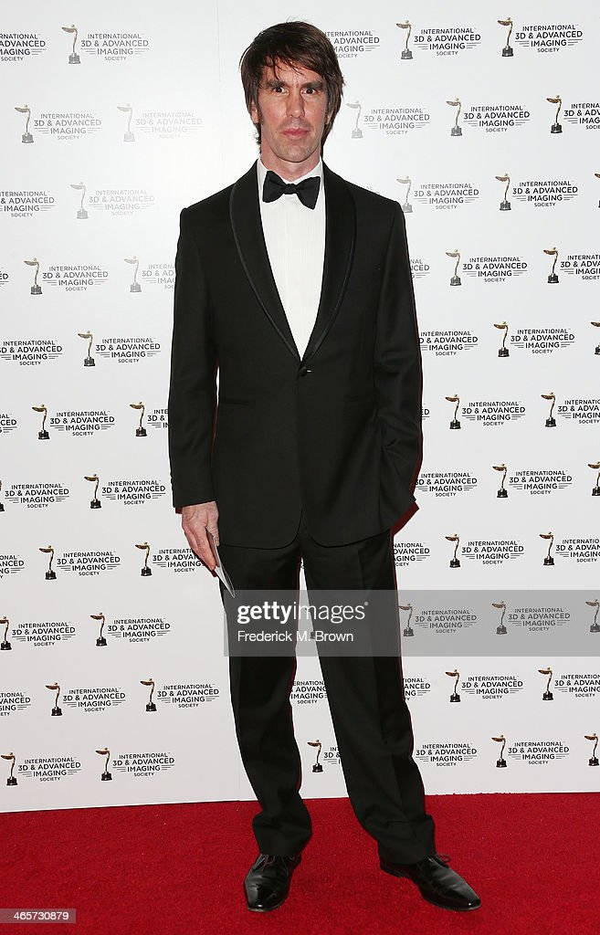 Chris Parks attends the 2014 International 3D and Advanced Imaging Society's Creative Arts Awards at the Steven J. Ross Theatre, Warner Bros. Studios on January 28, 2014 in Burbank, California.