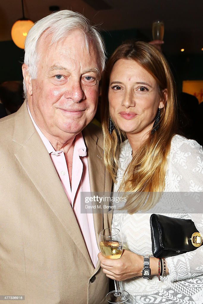 <a gi-track='captionPersonalityLinkClicked' href=/galleries/search?phrase=Chris+Patten&family=editorial&specificpeople=85614 ng-click='$event.stopPropagation()'>Chris Patten</a> and daughter Laura at The Groucho Club's 30th Anniversary book launch at The Groucho Club on June 16, 2015 in London, England. The memoir celebrates 30 years of the original private members club in Soho.