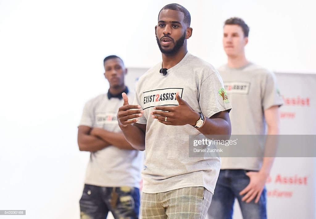 NBA Cares Assists NYC Boys & Girls Club
