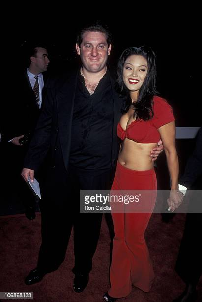 Chris Penn and wife during 'To Wong Fu Thanks for Everything Julie Newmar' New York Premiere at Ziegfeld Theater in New York City New York United...