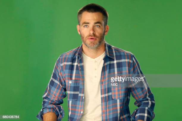 LIVE 'Chris Pine' Episode 1723 Pictured Chris Pine as Adam during 'Reality House' on May 6 2017