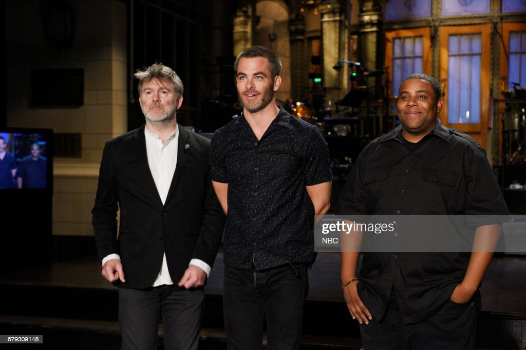 "NBC's ""Saturday Night Live"" with Chris Pine and LCD Soundsystem"