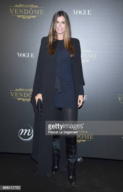 Chris Pitanguy attends the Irving Penn Exhibition Private Viewing Hosted by Vogue as part of the Paris Fashion Week Womenswear Spring/Summer 2018 on...