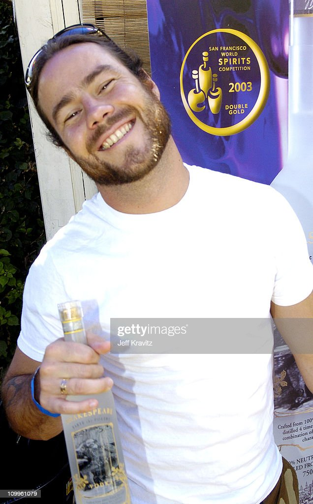 Chris Pontius during Style Lounge Honoring Heal the Bay Presented by Kari Feinstein PR - Day 1 at Chaz Dean Studio in Hollywood, California, United States.