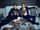 Chris Pratt and James